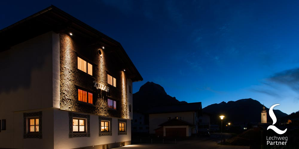 Pension Kilian Lech - Partner Lech Weg